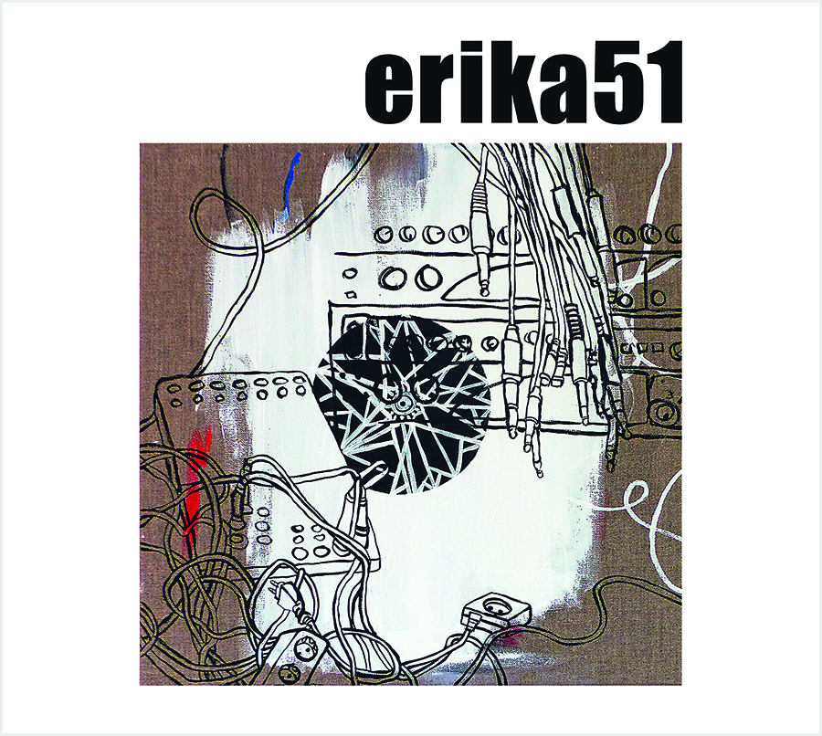 CD Cover erika51